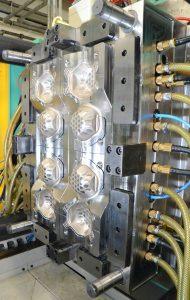 Das Werkzeug ist mit FDU SLS Heißkanaltechnolgie ausgestattet. (Bildquelle: FDU Hotrunner)