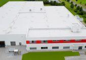Das neue Converting Center ist am deutschen Standort Duderstadt in Betrieb gegangen. (Bildquelle: Foampartner)