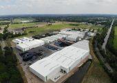 Firmenhauptsitz der Bekuplast-Unternehmensgruppe: Eine Lagerhalle von 7.200 Quadratmetern ist nun hinzugekommen. (Bildquelle: Bekuplast)