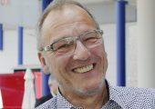 Geschäftsführer bei FBE Horst Rudolph übernimmt die Veranstaltungsleitung der Kuteno.(Bildquelle: Hanser)