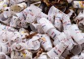 Durch chemisches Recycling sollen aus Kunststoffabfälle wieder Rohstoffe werden. Bildquelle: Fraunhofer IMWS)
