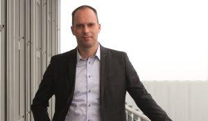 Dr. Johannis Willem van Vliet ist Geschäftsführer der Sanner-Gruppe. Bildquelle: Sanner)