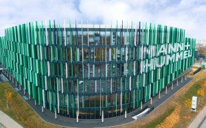 Mann+Hummel stellt seine Produktion in Ludwigsburg ein, die Konzernzentrale bleibt. (Bildquelle: Mann+Hummel)