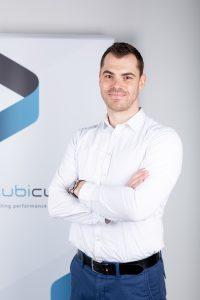 Dr. Markus Pfaffinger, Leiter Business Development bei Cubicure GmbH