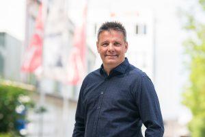 Steffen Hachtel, Geschäftsführer bei F. & G. Hachtel GmbH & Co. KG