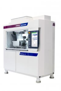 MicroPower 15/10 Medical zum Herstellen von Kleinst- und Mikroteilen. (Bildquelle: Wittmann Battenfeld)