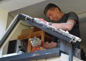 Fensterausbau. (Bildquelle: Rewindo)