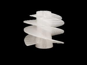 Teile, die mit dem neuen Elastomer und der Figure-4-Technologie  hergestellt werden, können schneller produziert werden, da sie keine sekundäre thermische Nachhärtung erfordern. ( Bildquelle: 3D-Systems)