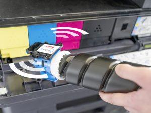 RFID ermöglicht Kunststoffverpackungen eine optimale Kommunikation. (Bildquelle: Schreiner Group)