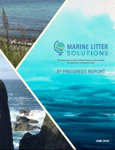 Die Projekte zum Meeres- und Gewässerschutz haben um das Vierfache zugenommen. (Bildquelle: PlasticsEurope)