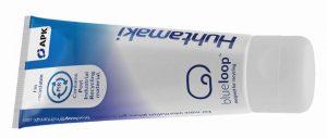 Innovation bei flexiblen Verpackungen: Die laminierte Tube enthält 19 Prozent LDPE-Rezyklat. (Bildquelle: Huhtamaki)