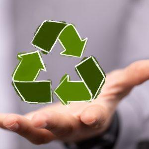 Wertstoffaufbereitung und Recycling spielen bei der Produktion von Schläuchen und der Gebäudetechnik eine wichtige Rolle. (Bildquelle: Norres)