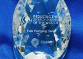 """Wolfgang Oehm wurde mit dem """"Reducing the energy intensity of the world"""" Award ausgezeichnet. (Bildquelle: ONI)"""