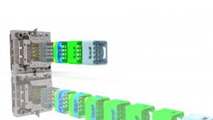 Weniger Iterationsschleifen: Mit der Mit der Reverse Engineering Software können Unternehmen den Aufwand für Anpassungen Spritzgusswerkzeugen mindestens halbieren.