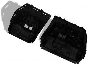Die neue Sienna-Generation verfügt über die ersten frei stehenden Sitzlehnen in der dritten Reihe. (Bildquelle: BASF)