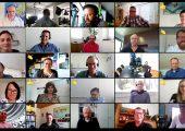 Die VDWF-Thementage reihen sich in die Online-Events des Verbands, wie die «11-Uhr-Loch»-Serie oder die «Spätschichten», ein. Auch die Arbeitskreise (im Bild ein Beispiel) fanden zuletzt als Videokonferenzen statt. (Bildquelle: VDWF)