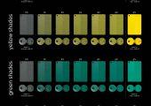 Durch individuelle Anpassung von Färbemitteln lassen sich PCR-Materialien in vielen attraktiven Farbtönen einfärben. (Bildquelle: Finke)