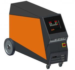 Sieht aus wie ein normales Temperiergerät, ist aber ein Kühlgerät für Temperaturen von 0-25 °C. (Bildquelle: GWK)