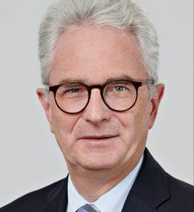 Ulrich Ackermann leitet die VDMA Außenwirtschaft. Bildquelle: VDMA)