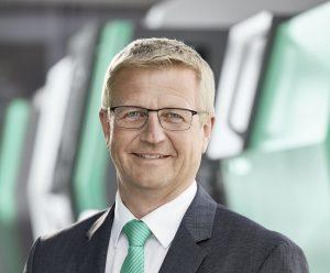 Gerhard Böhm ist Geschäftsführer Vertrieb bei Arburg, Loßburg.