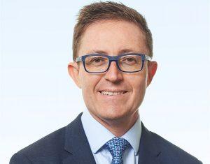 Chris McArdle ist Vice President Polyolefins Strategy & New Business Development beim Polyolefinhersteller. Bildquelle: Borealis)