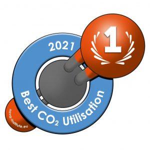 Innovation Award Best CO2 Utilisation 2021. (Bildquelle: Nova-Institut)
