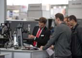 Die Leitmesse für Entgrattechnologien und Präzisionsoberflächen findet vom 12. bis 14. Oktober 2021 in Karlsruhe statt. (Bildquelle: Fair Xperts)