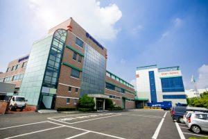 DYM-Solution Headquarter und Smart Factory. (Bildquelle: DYM Solution)