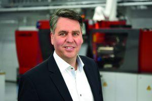 Dr. Stefan Eimeke ist Geschäftsführer von Ewikon, Frankenberg.