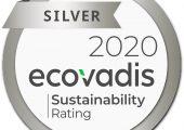 """Finke erhält von EcoVadis """"Silber""""-Zertifizierung für Nachhaltigkeit und Umweltschutz sowie soziale und ethische Verantwortung. (Bildquelle: Finke)"""