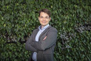 Dr. Stefan Sommer ist Mitglied der erweiterten Geschäftsleitung bei Günther Heisskanaltechnik, Frankenberg.