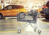 Die in Kunststoffprodukte integrierte Tracker-Technologie macht zum Beispiel Einkaufwagen lokalisierbar.  (Bildquelle: Kyryl Gorlov)