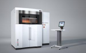 System zum industriellen 3D-Druck (Bildquelle: EOS)