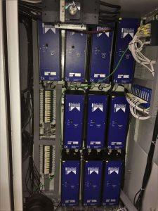 Die Anlage ist mit zehn Ultraschallsystemen ausgestattet, die für den Dauerbetrieb ausgelegt sind.