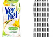 Pilotprojekt mit neuer Vernel-Produktreihe: Digitale Wasserzeichen funktionieren wie ein für das menschliche Auge unsichtbarer Barcode auf der Verpackung. (Bildquelle: Henkel)