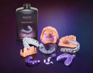 Die beiden Unternehmen wollen Hochleistungslösungen für die zahnmedizinische Industrie entwickeln. (Bildquelle: Henkel)