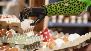 Myo Plus, die Prothese, die vom Menschen lernt. (Bildquelle: Ottobock)