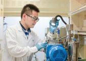 Das neue Kompetenzzentrum von Wacker in Shanghai arbeitet künftig an der Entwicklung siliconbasierter Wärmeleitmassen für die E-Auto-, Unterhaltungs- und Telekommunikationsindustrie. (Photo: Wacker)