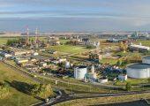 An dem Total-Standort Grandpuits in Frankreich soll Europas größte PLA-Anlage entstehen. (Bildquelle: Total Corbion PLA)