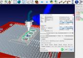 Interessenten, die den Simulator ausprobieren möchten, können das Programm herunterladen und eine Testlizenz erhalten. (Bildquelle: Mecsoft)