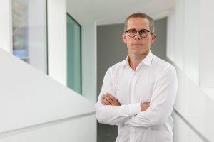 Georg Lässer, Head of Recycling bei ALPLA. Bildquelle: Alpla)