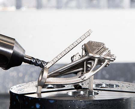 """""""Bolt it"""" der ETH Zürich sowie den Unternehmen Inspire und Gressel. Design: Julian Ferchow und Marcel Schlüssel. (Bildquelle: Cirp)"""