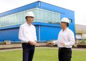Covestro reagiert mit einer neuen Produktionslinie auf schnell steigende Nachfrage nach Spezialfolien in Asien. (Bildquelle: Covestro)