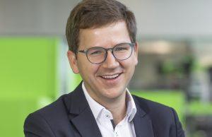 Dr. Johannes Kilian ist neuer Leiter der Entwicklung Prozesstechnologien des Spritzgießmaschinenherstellers. (Bildquelle: Engel)