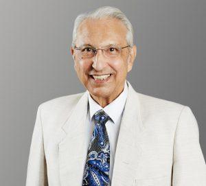 Dr. Heinz Gupta ist verstorben. (Bildquelle: Dr. Gupta Verlag)