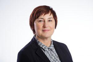 Carina Heinze ist neue Leiterin des SKZ-Standorts Halle. (Bildquelle: SKZ)