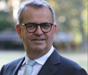 Dr. Boris Tasche wurde im Amt des Vorstandsvorsitzenden des IVK erneut bestätigt. (Bildquelle: IVK)