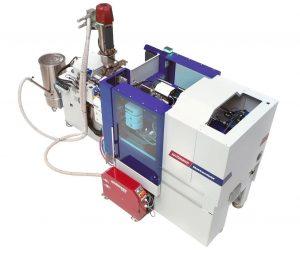 Ingrinder mit integrierter G-Max 9 Mühle. (Bildquelle: Wittmann Battenfeld)