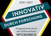 Der Stifterverband würdigt das Engagement von MPDV im Bereich Innovation und Forschung. (Bildquelle: Stifterverband)