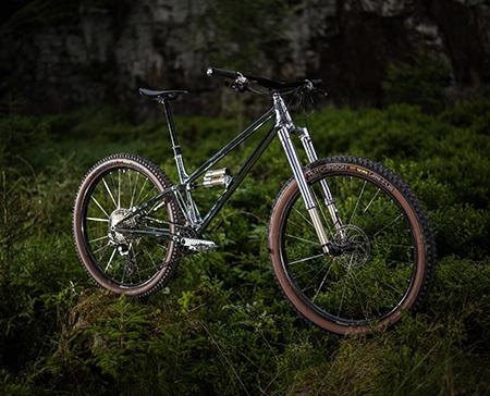 """Das Unternehmen Huhn Cycles hat sich mit seinem """"Moorhuhn Fahrradrahmen"""", designet von Ralf Holleis beworben. (Bildquelle: Cirp)"""